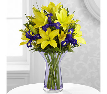 The Touch of Spring Bouquet in Washington IN, Myers Flower Shop