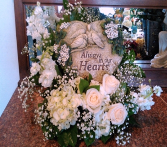 Always in Our Hearts in Covington KY, Jackson Florist, Inc.