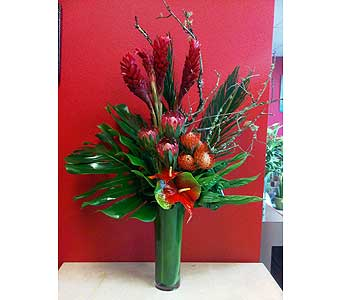 Tropical Garden in Las Vegas-Summerlin NV, Desert Rose Florist