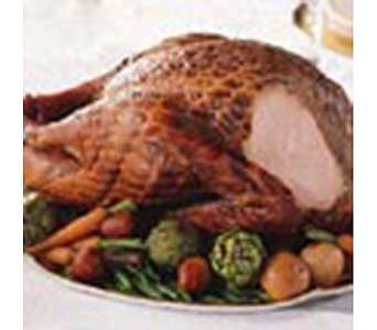 Whole Smoked Turkey 10-12lbs in San Antonio TX, Allen's Flowers & Gifts