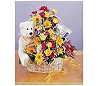 Lotsa Love to Get Well Soon in San Antonio TX, Allen's Flowers & Gifts