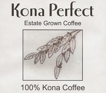 Kona Perfect Estate Grown Coffee in San Francisco CA, Hoogasian Flowers