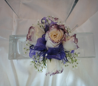 Purple Accented Roses in Greenville SC, Expressions Unlimited