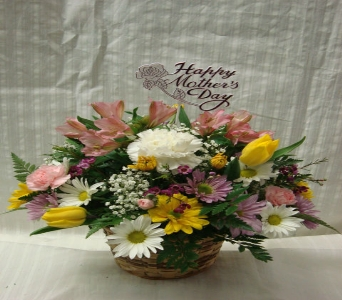 MOTHERS DAY FLOWERS 1 in Bellmore NY, Petite Florist