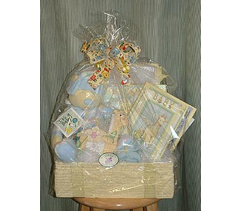 Baby Gift Basket in Tuckahoe NJ, Enchanting Florist & Gift Shop