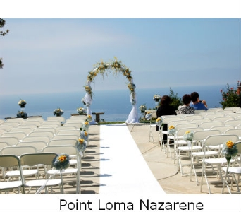 Arch in San Diego CA, Flowers Of Point Loma