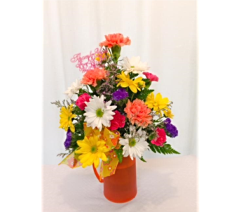 THANKS A MILLION in Titusville FL, Floral Creations By Dawn