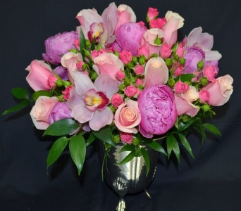 Peony Envy in Albuquerque NM, Silver Springs Floral & Gift