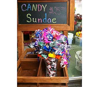 Candy Sundae in Owego NY, Ye Olde Country Florist