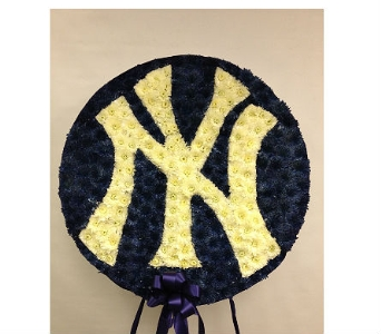 NEW YORK YANKEES in Brooklyn NY, Parkway Flower Shop