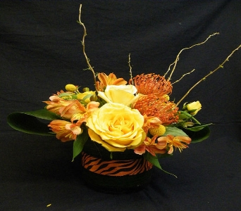 Bali in Chapel Hill NC, Floral Expressions and Gifts