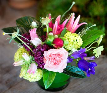 Happy time in Bay Area in Orinda CA, Misaghi Design Orinda Florist