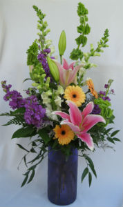 Purple Elegance in Farmington CT, Haworth's Flowers & Gifts, LLC.