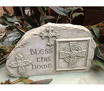 Bless The Home Stone in Owensboro KY, Welborn's Floral Company