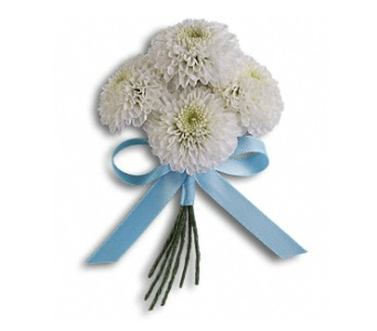 Country Romance Boutonniere in Fairfield CT, Town and Country Florist