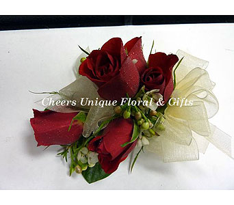Corsage in Lake Forest CA, Cheers Floral Creations