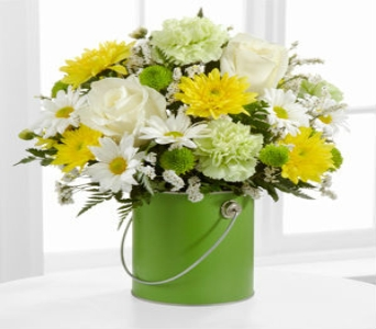The FTD� Color Your Day With Joy� Bouquet in Wichita KS, Lilie's Flower Shop