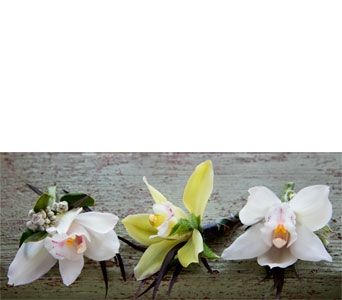 Local Boutonniere Pick Up in Orinda CA, Misaghi Design Orinda Florist