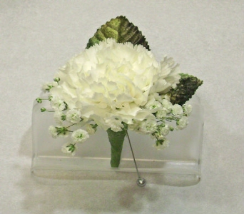 Carnation Boutonniere in Herndon VA, Herndon Florist, Inc