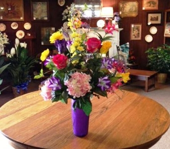 Purple Enchantment in Canton TX, Billie Rose Floral & Gifts