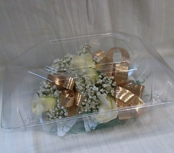 CORSAGE IN BOX in Bellmore NY, Petite Florist