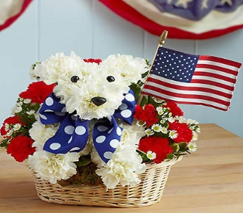 YANKEE DODDLE DOGGIE in Port Charlotte FL, Punta Gorda Florist Inc.