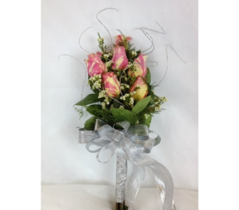 ARM BOUQUET in New Castle PA, Butz Flowers & Gifts