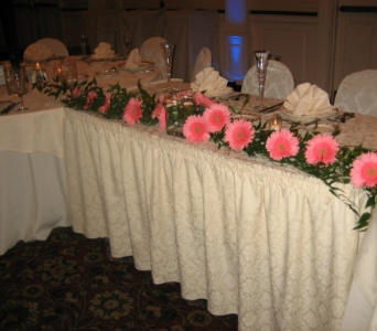 Wedding Table in King Of Prussia PA, Petals Florist