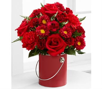 The FTD® Color Your Day With Love™ Bouquet in San Clemente CA, Beach City Florist