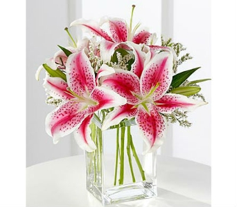 The Pink Lily Bouquet by FTD® in San Clemente CA, Beach City Florist