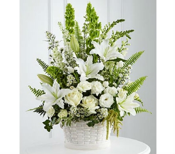 The FTD® In Our Thoughts™ Arrangement in San Clemente CA, Beach City Florist