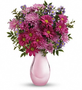 Teleflora's Time Together Bouquet in Williamsburg VA, Morrison's Flowers & Gifts