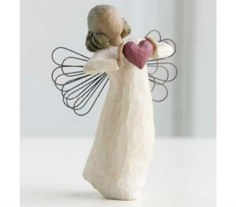 With Love  Willow Tree Figurine in Nashville TN, The Bellevue Florist