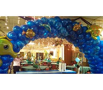 Themed Arches in Yonkers NY, Beautiful Blooms Florist