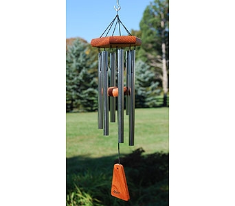 15 in. Arias� Windchime in Louisville KY, Berry's Flowers, Inc.