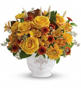 Teleflora's Country Splendor Bouquet in Covington LA, Margie's Cottage Florist