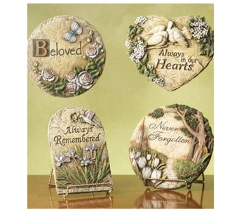 Sentiment Stepping Stone in Bradenton FL, Ms. Scarlett's Flowers & Gifts