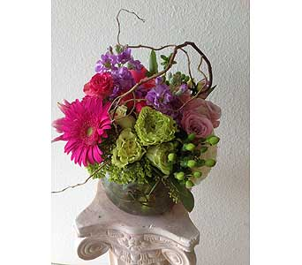 Flowers in a Bowl in Rancho Palos Verdes CA, JC Florist & Gifts