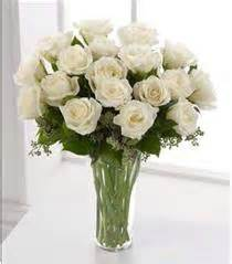 White Rose Bouquet in Daly City CA, Mission Flowers