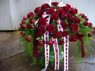 casket spray in Attalla AL, Ferguson Florist, Inc.