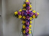 Cross in Attalla AL, Ferguson Florist, Inc.