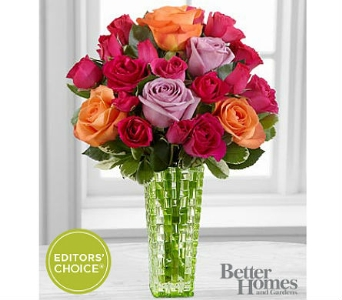 The FTD® Sun's Sweetness™ Rose Bouquet by Better H in San Clemente CA, Beach City Florist