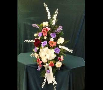 Silk Spray - Small in Pensacola FL, R & S Crafts & Florist