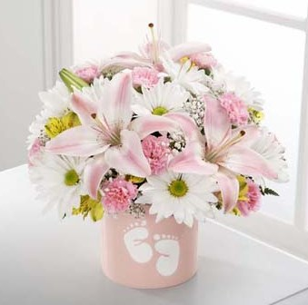 FTD Sweet Dreams Bouquet - Girl in Fond Du Lac WI, Haentze Floral Co