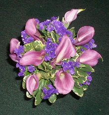 Hand Tied Bouquet in Huntington WV, Archer's Flowers and Gallery