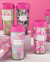 Lilly Pulitzer Thermal Mug in Knoxville TN, The Flower Pot