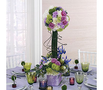 Purple Weddings 7 in Albuquerque NM, Silver Springs Floral & Gift