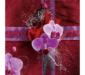 Purple Weddings 16 in Albuquerque NM, Silver Springs Floral & Gift