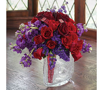 Purple Weddings 19 in Albuquerque NM, Silver Springs Floral & Gift