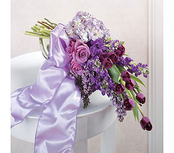 Purple Weddings 25 in Albuquerque NM, Silver Springs Floral & Gift